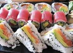 sushi! YUM.