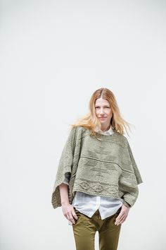 I doubt Norah's designed anything I didn't LOVE: Nomad for Brooklyn Tweed