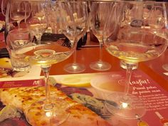 Spaswinefood: An Evening in Bucharest  with Liliac & Casa de Vinuri Cotnari Wines