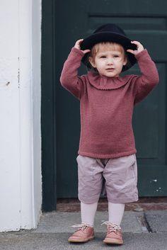 Dagmars Bluse – PetiteKnit