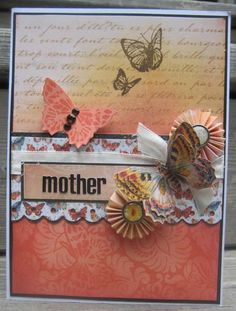 Card: Mother