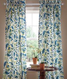 Hatfield Lined Rod Pocket Curtains