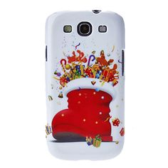 Natale Boot Indietro Custodia per Samsung Galaxy S3 I9300 – EUR € 3.83