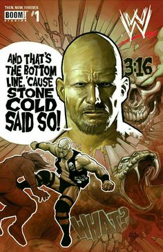 WWF Stone Cold Steve Austin 3:16//The Rock School Book Covers NEW in Package WWE