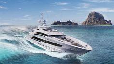 Heesen Yachts presenta su más reciente super yate de 50 metros, Maia – MEGA RICOS