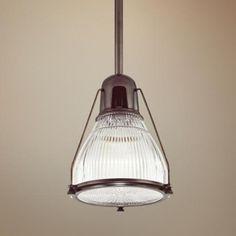 "Hudson Valley Haverhill 8"" Wide Old Bronze Pendant   LampsPlus.com    #lampsplus #mystyle"