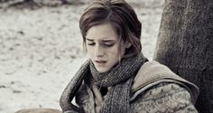 Hermione Granger(Emma Watson) - Harry Potter and the deathly hallows