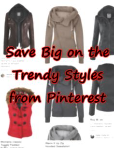 Save Big on Those Stylish Clothes from Pinterest - Here's How Stylish Clothes, Stylish Outfits, Hooded Sweatshirts, Saving Money, Live, Pretty, Sweaters, Tops, Fashion