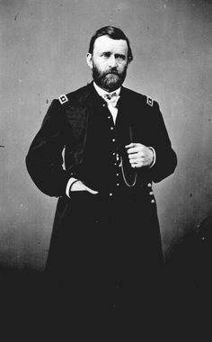 Portrait of General and President Ulysses S. Grant