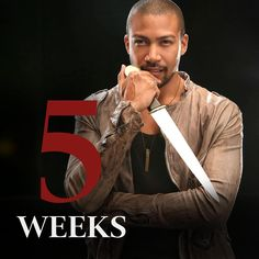 """""""Can Marcel once again reign as Vampire King of the French Quarter? #TheOriginals returns Thursday, October 8 at 9/8c!"""""""