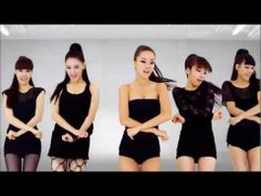 Rainbow - A (K-pop Sexy Dance Girl Group HD MV live pv)