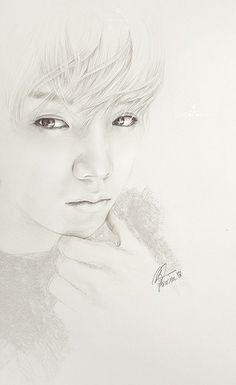 Luhan #fanart #exo