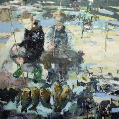 "Tor-Arne Moen: ""crucian carp FISH CLEAN"""