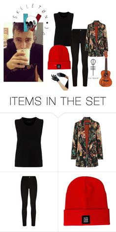 """""""tyler joseph"""" by victoriacorallo on Polyvore featuring arte"""