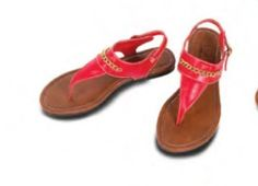 Kali Footwear New Women's Gladiator Buckle T-Strap Thong Flats Sandals-TREND (9…