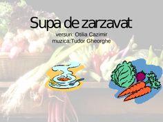 Supa de zarzavat versuri: Otilia Cazimir muzica:Tudor Gheorghe - Page 1