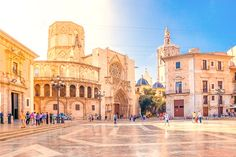 for a six-night Spanish course in Valencia with a shared room, cooking class, breakfast, boat trip and salsa class, for a private room - save up to Spanish Language Courses, Spanish Courses, Cardiff, Salsa Classes, Salsa Lessons, First Bus, Valence, Moraira, Sainte Marie