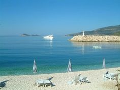 Kalkan beach, just 3 minutes walk away from our old town
