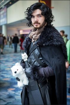Jon Snow | 20 Game Of Thrones Costumes Sure To Blow You Away