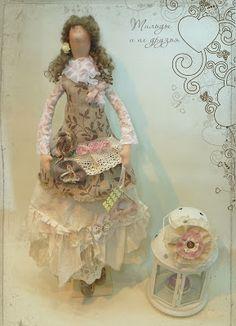 Куклы Тильда, ангелы тильда и их друзья - зайки, кошки и мишки-- Beautiful dolls!