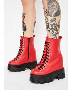 Club Exx Black Glitter Traitor Boots With Holographic Hearts | Dolls Kill Platform Stilettos, Platform Boots, Platform Sneakers, Black Platform, Buckle Boots, Combat Boots, Wedge Boots, Bootie Boots, Lace Up Leggings