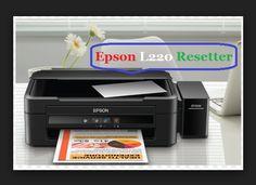 Epson Resetter, epson adjestment program and waste ink setting, epson hard reset, epson printer reseter. Types Of Printer, Epson