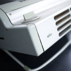 Braun H 7 fan Dieter Rahms design product – We collect similar ones – Only/Once – www.onlyonceshop.com