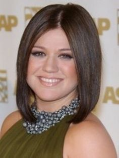 Medium Haircuts For Fat Faces Pinteres - Haircut for round face fat