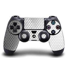 SKIN SONY PS4 CONTROLLER - HEXAGONE