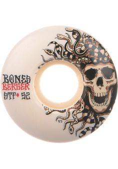 Bones-Wheels STF-Berger-Medusa-83B-V3 - titus-shop.com  #Wheel #Skateboard #titus #titusskateshop
