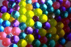 Esferas (luz parcial)