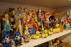 Wonderland in my shop