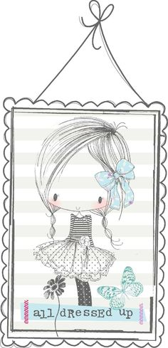 http://wendysdesignblog.blogspot.com/search/label/Girly%20doodles