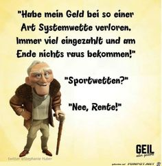 does not matter - in old age you do not need much :) - Witzig - Funny Picture Jokes, Funny Pictures, Old Age Humor, Work Colleague, Political Satire, Facebook Humor, Funny Facts, Poems, Politics