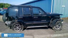 Jeep Cherokee 2.8 CRD Extreme Sport Auto 5-Speed 2004 #1400 06