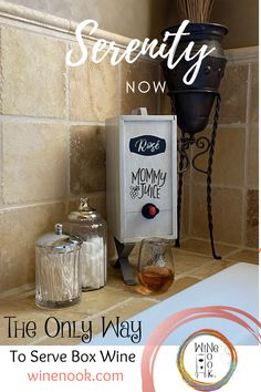 Indulge in self-care with a Wine Nook dispenser
