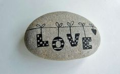 Aycan About Life: Stone Painting Examples