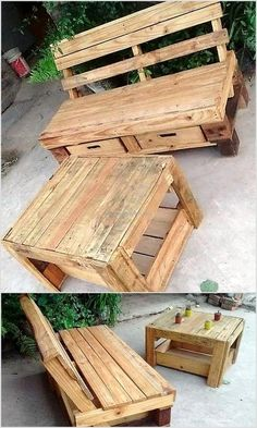 Wooden pallet is something that a lot of people enjoy making and dealing with. People are usually very happen when they are into wood and they are being creative. It comes out naturally to a lot of people. This is the best way to have a great time and be innovative. There are pallet ideas …