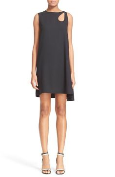 Opening Ceremony Cutout Shoulder A-Line Dress available at #Nordstrom