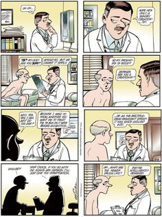 Doonesbury does it again - great Intelligent Design Sunday Comic!! - Democratic Underground