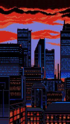 gif gifs pixel art pixel pixels art gif 16 bit 8 bit bit pixel gif bits pixel art gif 32 bit bit art bits-and-pixels Vaporwave Wallpaper, Aesthetic Art, Aesthetic Anime, Psychedelic Art, Pixel Art Gif, Pixel City, 8 Bit Art, Vaporwave Art, Retro Waves