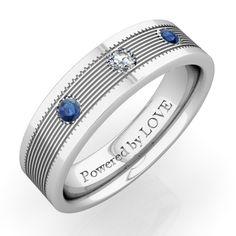Fingerprint Ring Is The Top Engagement For Men