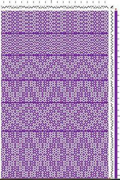 4 shaft crackle? Pattern