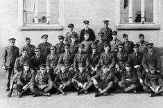 The forgotten first Great Escape of 1918: In 1918 a group of 29 British officers escaped through a tunnel dug under the noses of heavily armed German guards at the Holzminden Prisoner of War Camp, situated south-west of Hanover, Germany. (Image: Group photo of Offiers at Holzminden POW camp - Image provided by Channel 5).