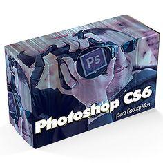 O curso Photoshop CS6 para fotógrafos retrata as características e técnicas de melhoramento e retoque de foto, seja para impressão ou publicação on-line.