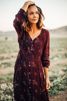 Discover recipes, home ideas, style inspiration and other ideas to try. Modest Fashion, Boho Fashion, Autumn Fashion, Fashion Outfits, Pretty Outfits, Cute Outfits, Moda Boho, Dress Me Up, Bohemian Style