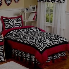 Bedroom Decorating Ideas with Animal Print 2014 Wallpaper