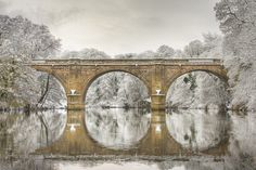 Prebends Bridge, Durham, England (Tom Weightman)
