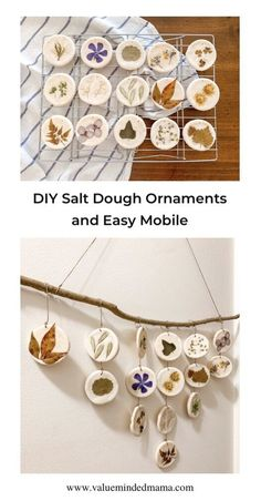 Toddler Crafts, Craft Projects, Crafts For Kids, Arts And Crafts, Fall Projects, Clay Christmas Decorations, Christmas Crafts, Homemade Christmas, Xmas