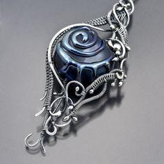Swirls and Twirls Pendants | by Sarah-n-Dippity
